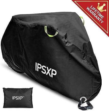 IPSXP Funda de Bicicleta, Funda de Protección Bici con Agujero de ...
