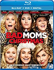 A Bad Moms Christmas follows our three under-appreciated and over-burdened women as they rebel against the challenges and expectations of the Super Bowl for moms: Christmas. And if creating a more perfect holiday for their families wasn't har...