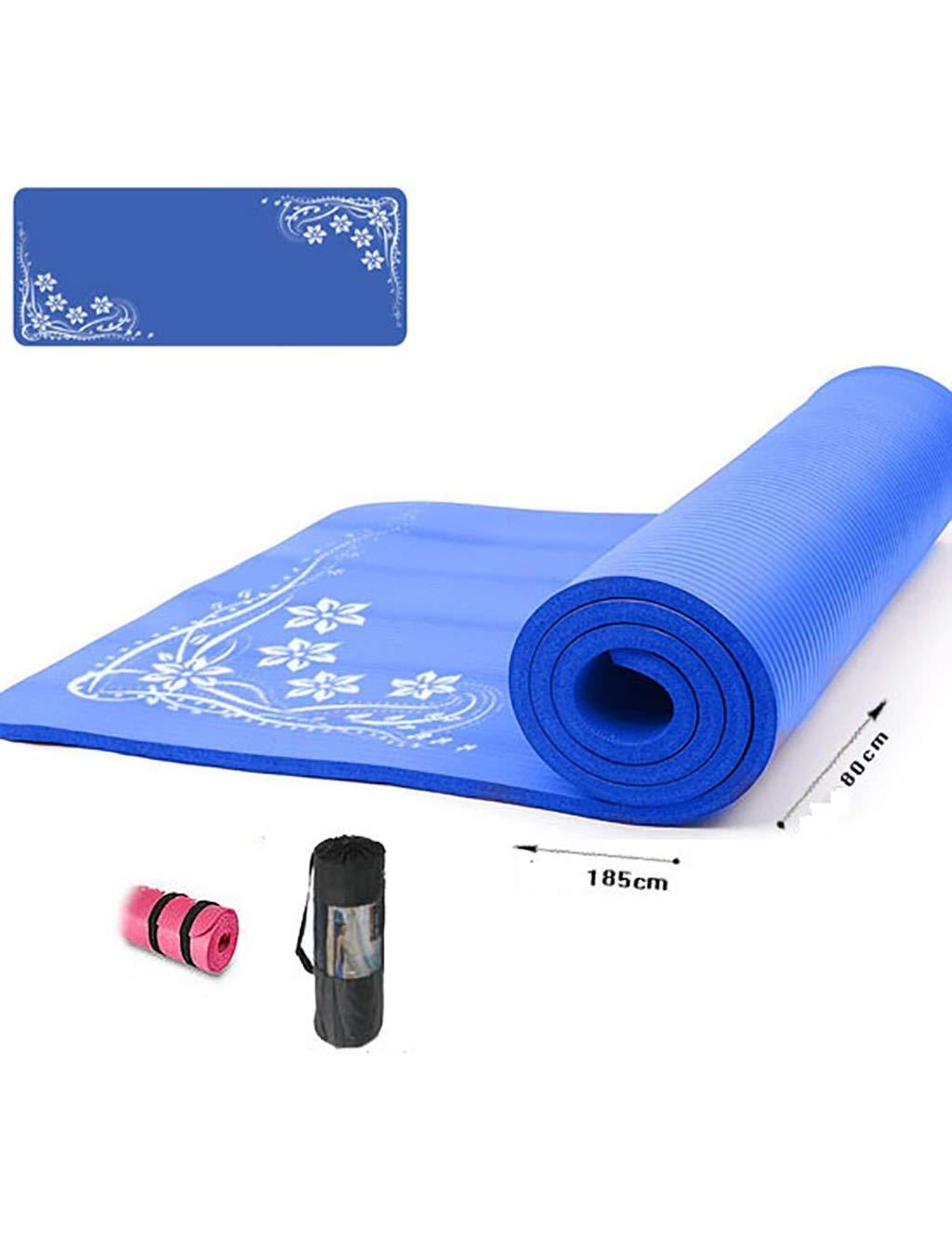 KYCD Fitness - Esterilla de Yoga (10 mm, 15 mm, 20 mm ...