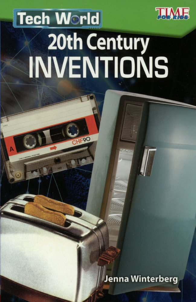 Download Tech World: 20th Century Inventions (Turtleback School & Library Binding Edition) ebook