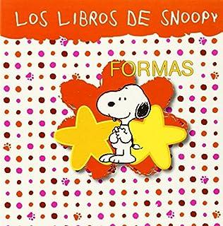 Formas. Los Libros De Snoopy 3 (Castellano - Bruño)