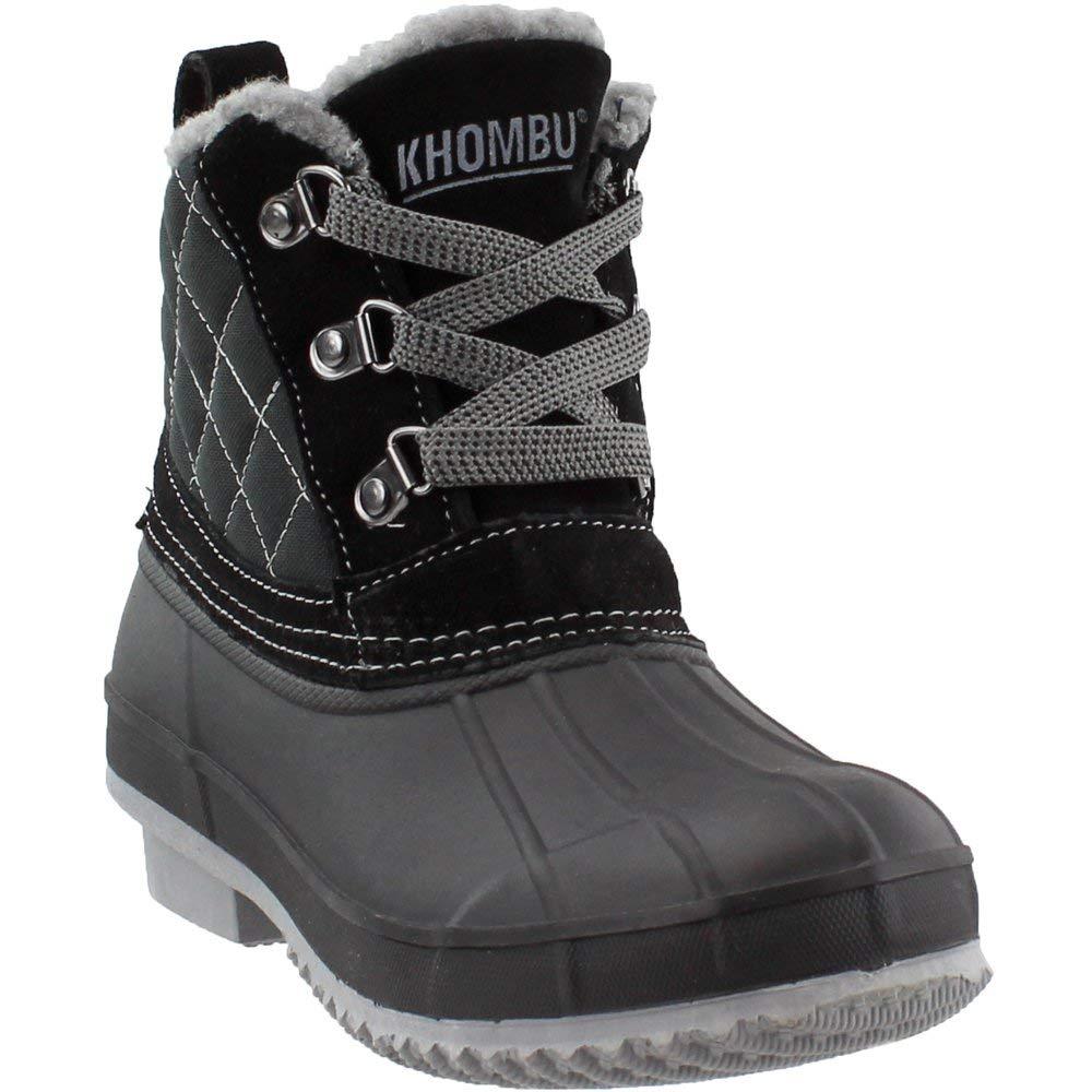 1a33fe36f09 Khombu Womens Dixie Outdoor Boots