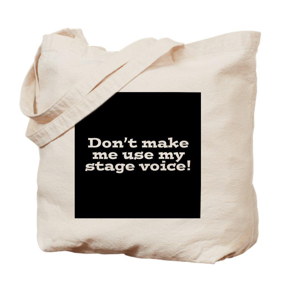 CafePress – ステージ音声 – ナチュラルキャンバストートバッグ、布ショッピングバッグ B01LOQ4F1I