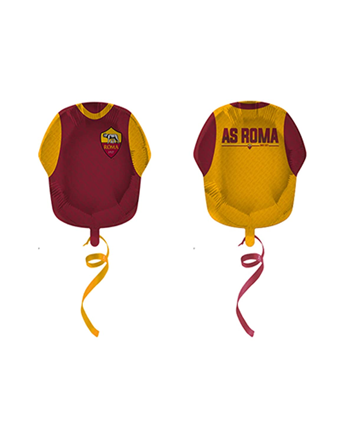 BIGIEMME 6B810005 - Globo Supershape Camiseta AS Roma 55 cm balón ...