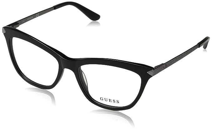 Amazon.com: anteojos Guess GU 2655 005 negro/otros: Clothing