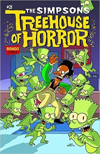Simpsons Treehouse of Horror -