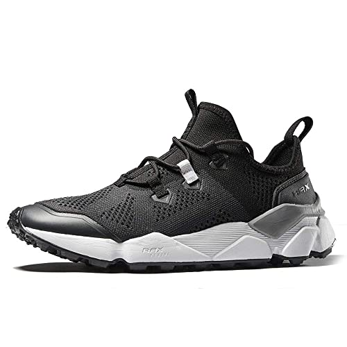 size 40 0812c 9f3f7 Rax Men's Energy Cushioning Trail Running Shoes Fashion Sneakers Sport  Trainers