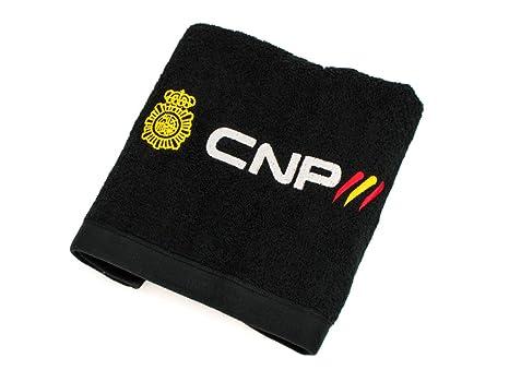 Alpimara Toalla Policía Nacional CNP (50 x 100 cm, Negro)