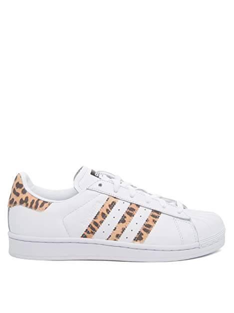 adidas Originals Scarpe Superstar W Bianco 2018  ADIDAS  Amazon.it  Scarpe  e borse cfa090cf432