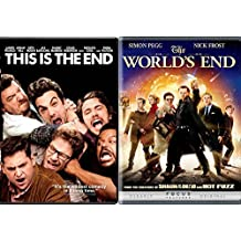 End Of The World Comedy Double Feature: THIS IS THE END/ THE WORLDS END DVD 2 Pack
