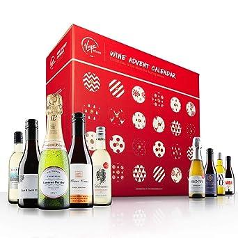 Virgin Wines Advent Calendar.Sendagift By Virgin Wines Premium Wine Advent Calendar With Champagne