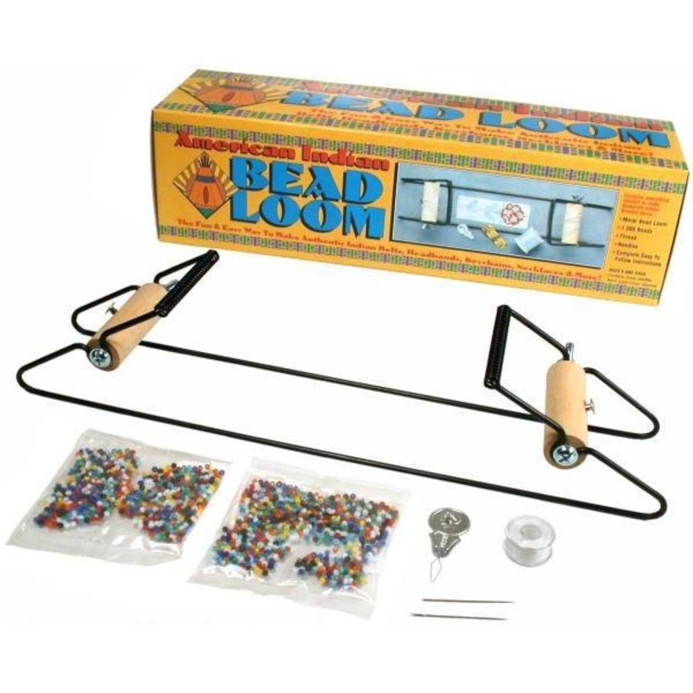 Bead Loom Necklace Jewelry Beading Starter Crafts Kit FindingKing 4336806917