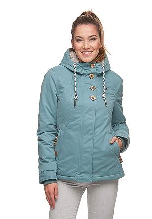 Damen 2046 Lynx Blau 1821 60011 Blue Jacke Dusty Ragwear wPkOn0