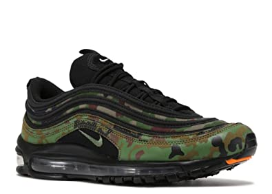 Hot Selling Nike Air Max 97 Country Camo Japan AJ2614 203 Men's Running Shoes Sneakers