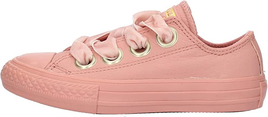 Converse Womens Big Eyelets Ox Leather