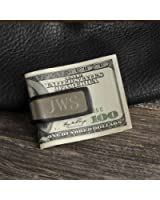 Personalized Sporty Money Clip