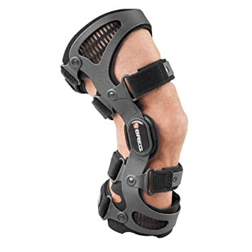 cbbfe17553 Image Unavailable. Image not available for. Color: Breg Fusion OA Plus Osteoarthritis  Knee Brace ...