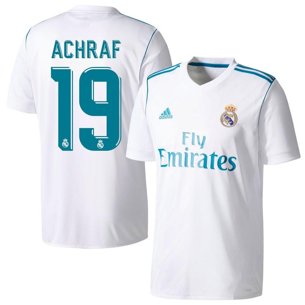 Real Madrid Home Trikot 2017 2018 + Achraf 19 - L