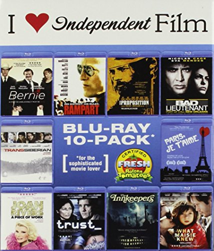 - Heart Independent Film 10 Bd Set [Blu-ray]