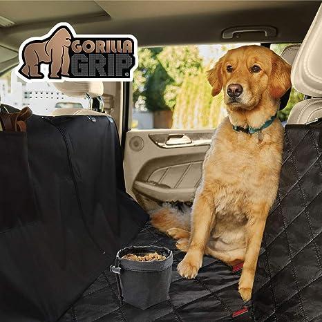 Gorilla Grip Original Slip Resistant Durable And Premium Pet Car Seat Protector For Pets