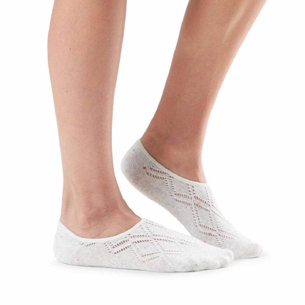 Tavi Noir Grace No Show Casual Sock, Snow Diamond, One Size