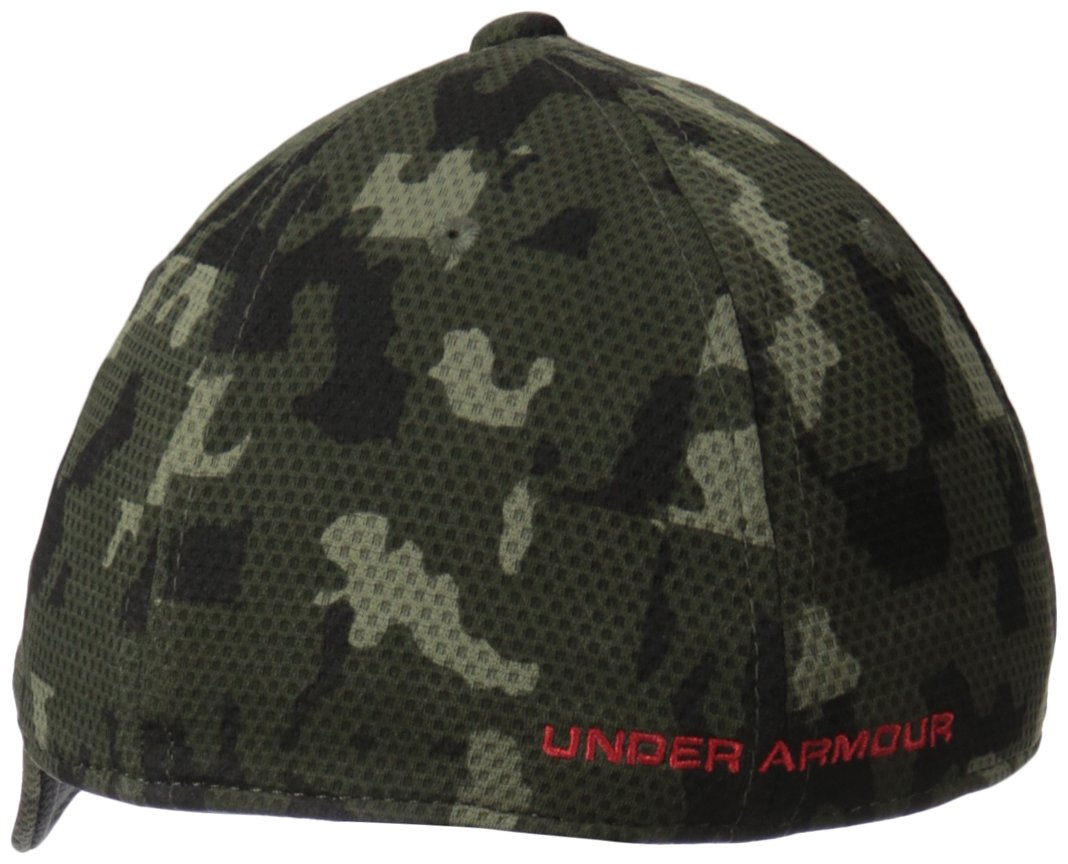 1a5ef827f5b Amazon.com  Under Armour Boys  Printed Blitzing Cap  Sports   Outdoors