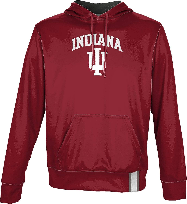 School Spirit Sweatshirt Solid ProSphere Indiana University Boys Pullover Hoodie