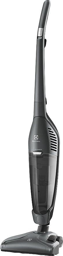 Electrolux EUEL72LGM Sin bolsa Gris 1,5 L 550 W - Aspiradora escoba (Sin bolsa, Gris, 1,5 L, Secar, Ciclónico, Cyclonic/filtering): Amazon.es: Hogar
