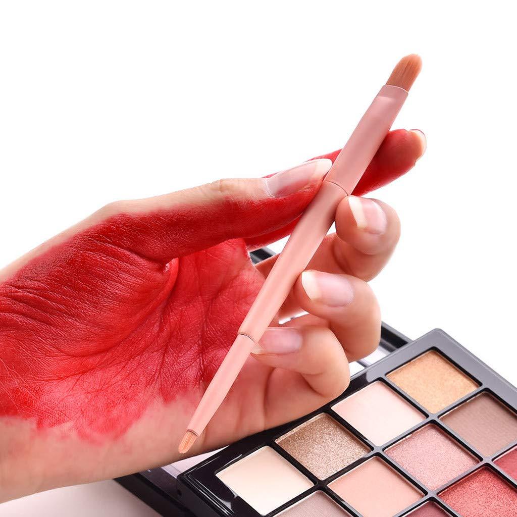 Amazon.com: CCatyam Brocha de maquillaje, 1 pieza de base de ...