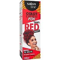 Kit Color Express Fun Fancy Red, Salon Line, Salon Line
