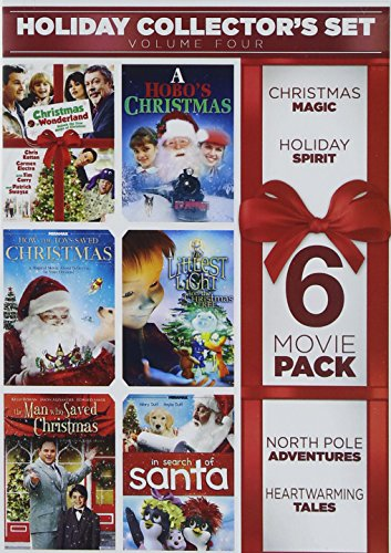 6-Film Holiday Collector's Set V.4 Bonus Audio(MP3): Deck the (Mp3 Deck)