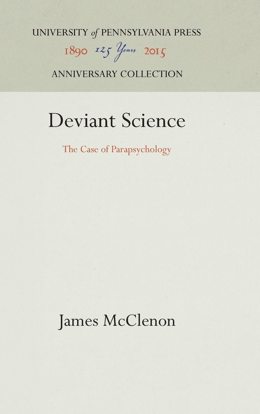 Download Deviant Science: The Case of Parapsychology pdf
