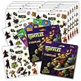 kids stickers ninja - Teenage Mutant Ninja Turtles Stickers Party Favors - Bundle of 12 Sheets 240+ Stickers plus 2 Specialty Stickers