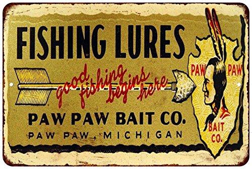 Paw Paw Lure - 8