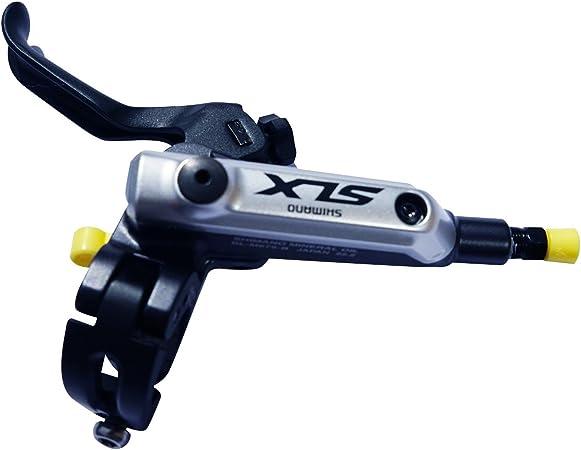 J-Kit New Shimano SLX M675 Hydraulic Disc Brake Rear Black Silver 1550mm Hose