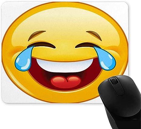 Luancrop Emoticon Personalizado de Risa con lágrimas de ...