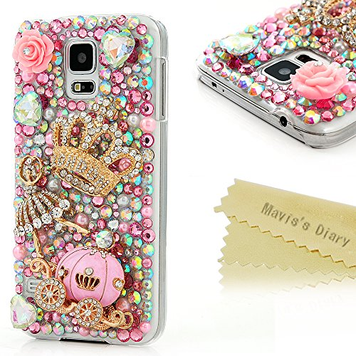 galaxy s5 cases with gems - 1