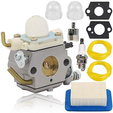 Woxla C1M-K77 Carburador + Filtro de Aire para Echo PB403H ...