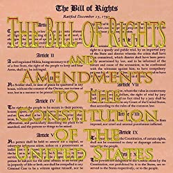 The Bill of Rights and Amendments to the Constitution