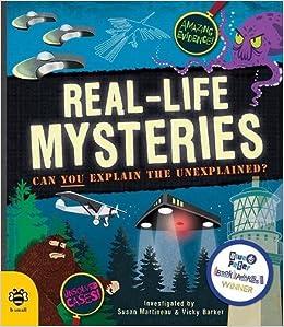 Descargar Epub Gratis Real-life Mysteries: Can You Explain The Unexplained?
