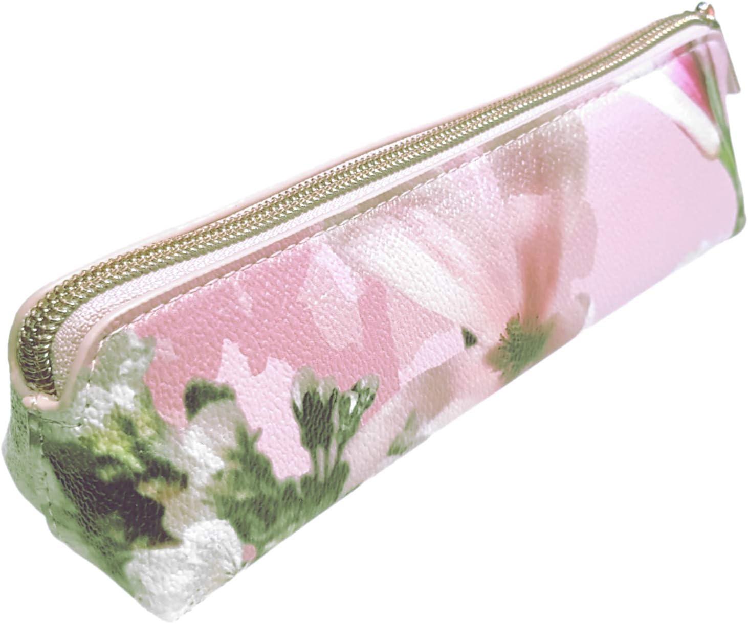 Ted Baker - Estuche para lápices y brochas de maquillaje, diseño de triángulos, color rosa: Amazon.es: Oficina y papelería