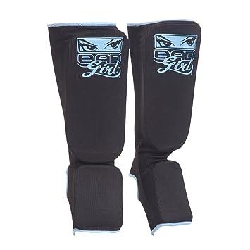Bad Girl Shin Guards - Ladies Instep Foam Shin Pads (Blue)  Amazon.co.uk   Sports   Outdoors e77a84f7e41a