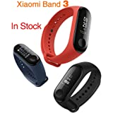 Mi Xiaomi Band 3 Fitness Tracker, Xiaomi Band 3 Bluetooth 4.2 Smart Heart Rate Monitor