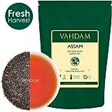 VAHDAM Assam Loose Leaf Tea (225 tasses), fort & malté, la deuxième cueillette de thé noir de l'été, certifié 100% pur & non mélangé, en prvenance de l'Inde, 454g