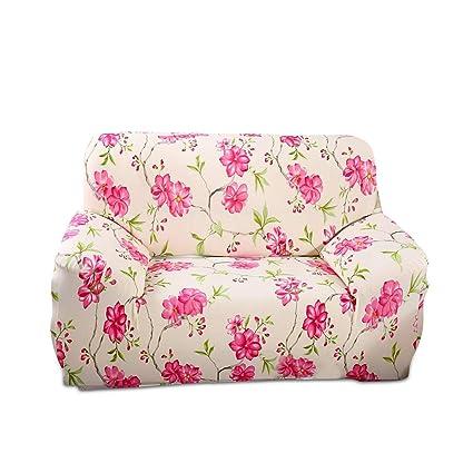Surprising Amazon Com Fashion Life Sofa Covers 1 Seater Pattern Print Inzonedesignstudio Interior Chair Design Inzonedesignstudiocom