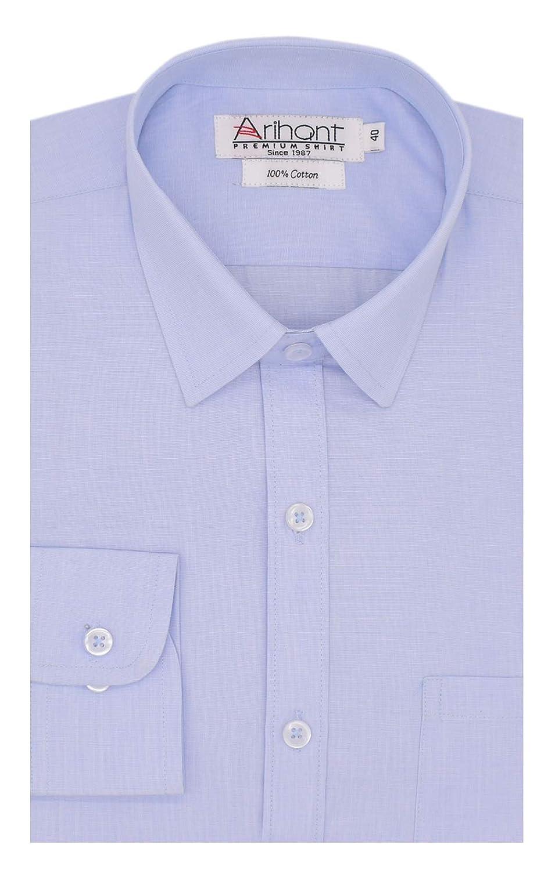 Arihant Men's Cotton Full Sleeves Shirt