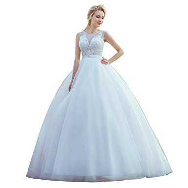 BAORUINA Fashionable Lace Mermaid Wedding Dress 2017 Champagne Vestido De Casamento See Through Backless Vintage Wedding