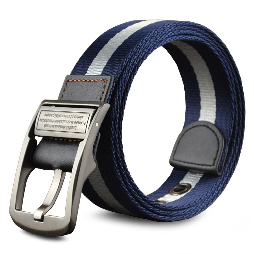 Mens Canvas Belt Casual Belt Young Students  Belts