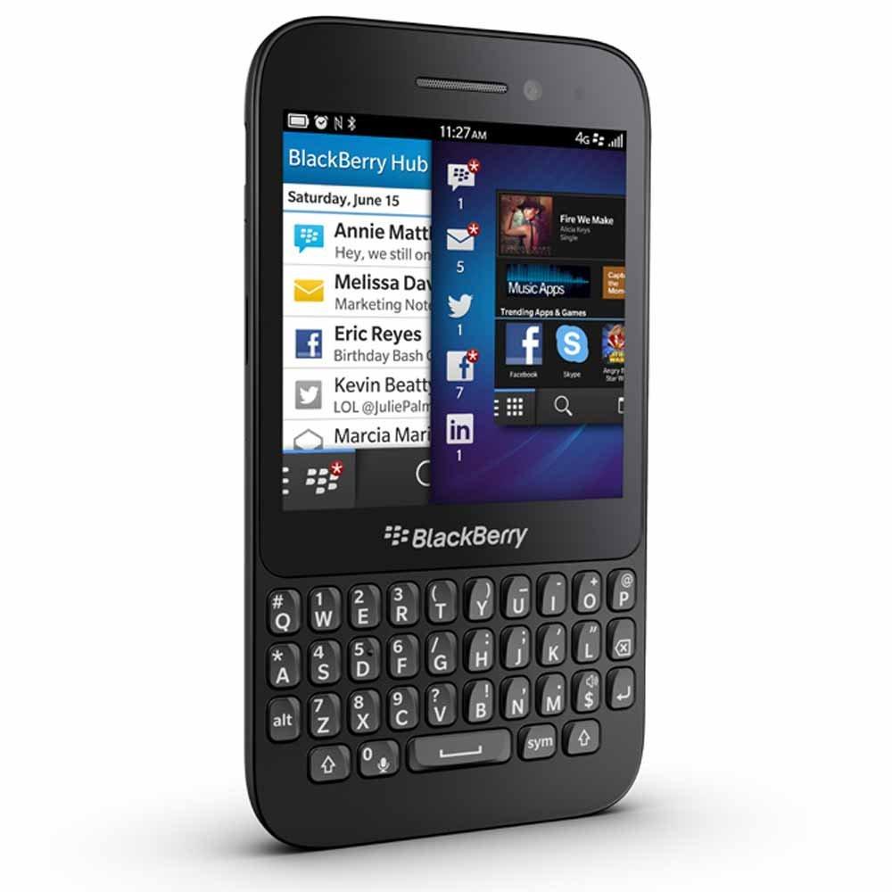 BlackBerry Q5 (Black)