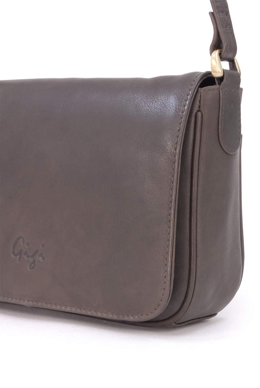 Gigi – läder – damhandväska/organisatör/axelväska – OTHELLO 14578